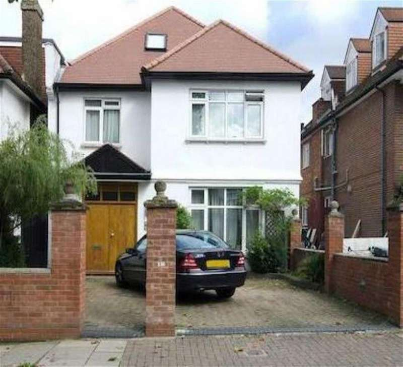 8 Bedrooms Detached House for sale in Staverton Road, London