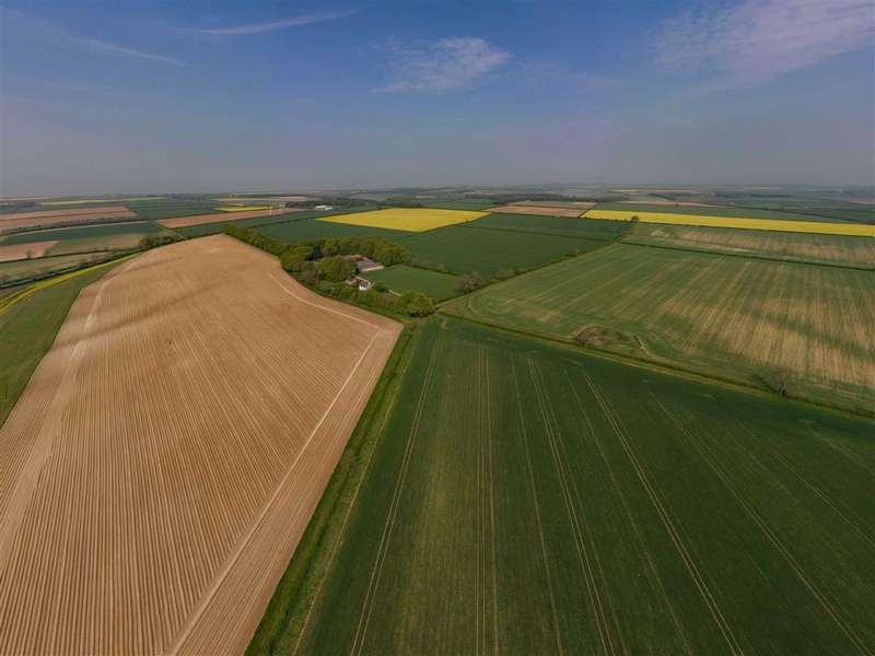 Farm Commercial for sale in Thoresway Grange Farm, Thoresway, Market Rasen, Lincolnshire
