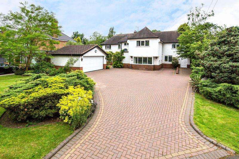 6 Bedrooms Detached House for sale in Woodlands Avenue, Walsall