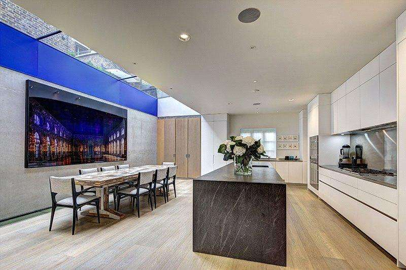 5 Bedrooms Terraced House for sale in Tite Street, Chelsea, SW3