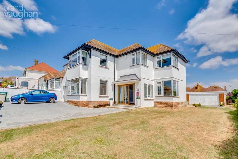 5 Bedrooms Detached House for sale in Walesbeech Road, Saltdean, Brighton, BN2