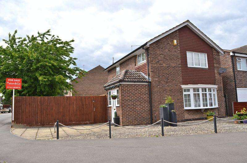 3 Bedrooms Detached House for sale in Marston Crescent, Countesthorpe