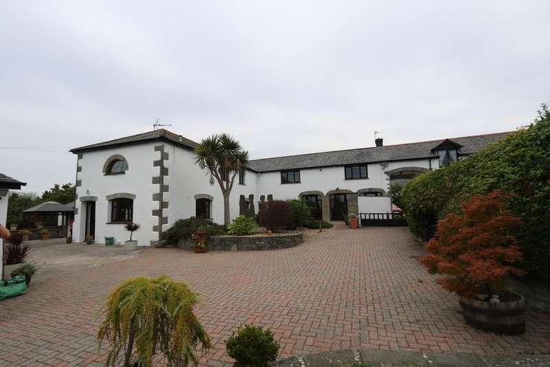 5 Bedrooms Barn Conversion Character Property for sale in Rhoose Road, Rhoose