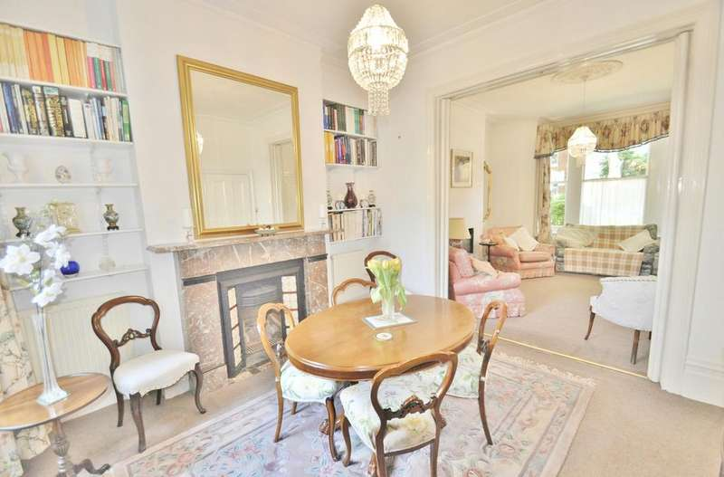 5 Bedrooms Semi Detached House for sale in Prebend Gardens, Chiswick, London W4