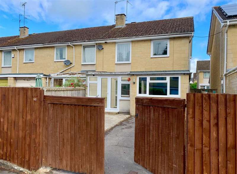 3 Bedrooms End Of Terrace House for sale in Estcote Road, Cirencester