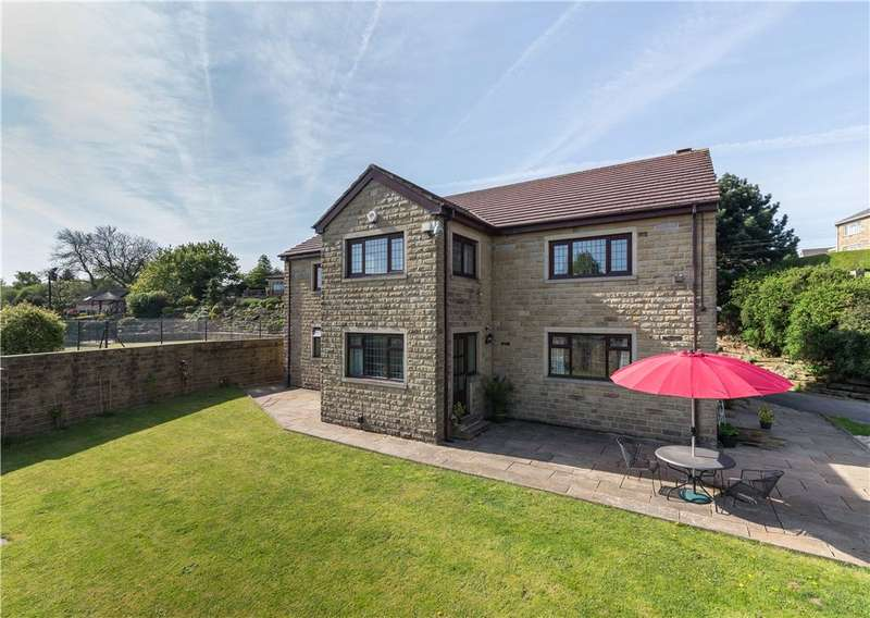 5 Bedrooms House for sale in Thornton Road, Thornton, Bradford, West Yorkshire