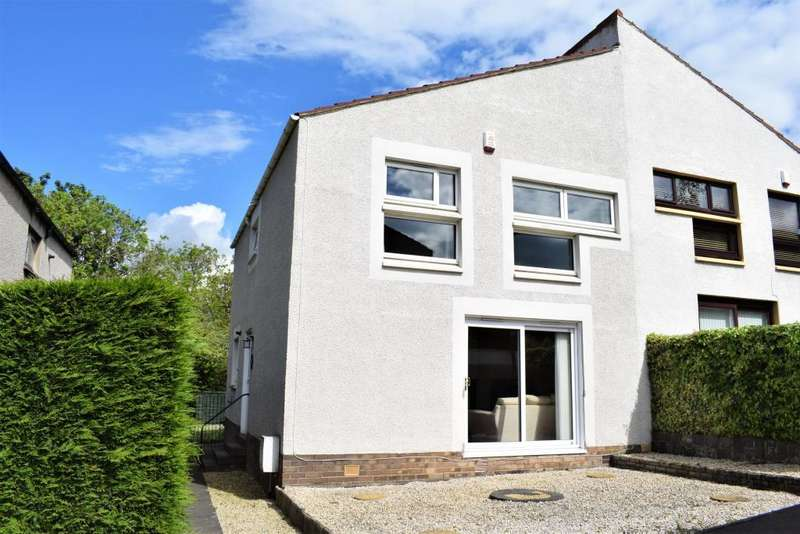 3 Bedrooms Semi Detached House for sale in 59 Bankpark Grove, Tranent, EH33 1AU