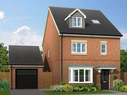 4 Bedrooms Detached House for sale in Stanton Meadow, Main Street, Stanton Under Bardon30, Leictershire