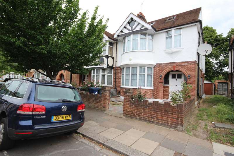 6 Bedrooms Semi Detached House for sale in Acton