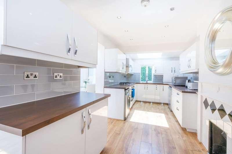 5 Bedrooms House for sale in Gillespie Road, Islington, N5
