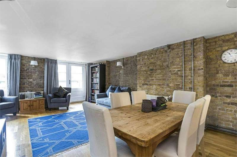 2 Bedrooms Flat for sale in Globe Wharf, 205 Rotherhithe Street, LONDON