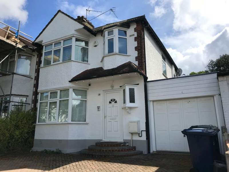 3 Bedrooms House for sale in Birley Road, Whetstone N20, N20