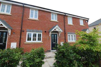 3 Bedrooms Terraced House for sale in Heatherley Grove, Wigston, Leicester, Leicestershire