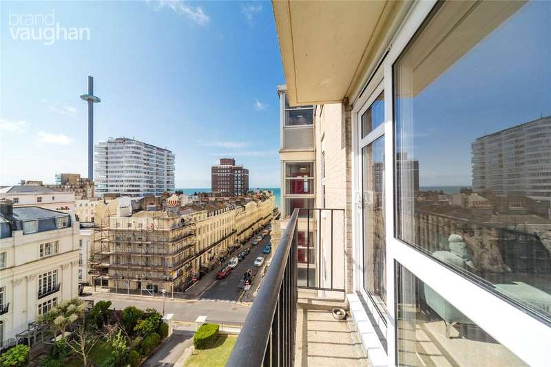 1 Bedroom Apartment Flat for sale in Osprey House, Sillwood Place, Brighton, BN1