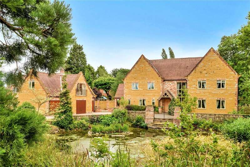 6 Bedrooms Detached House for sale in Pond Street, Harlaxton, Grantham