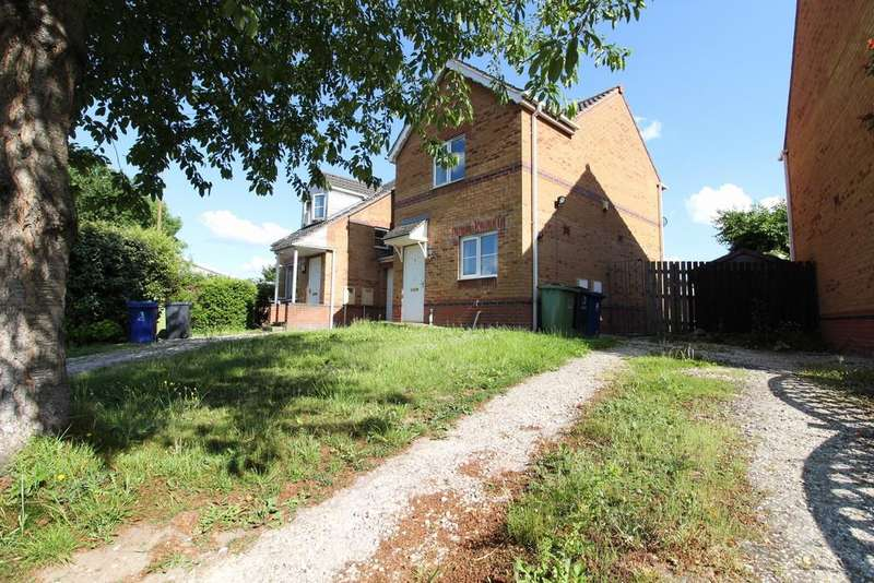 2 Bedrooms Semi Detached House for sale in Bowling Green Road, Gainsborough
