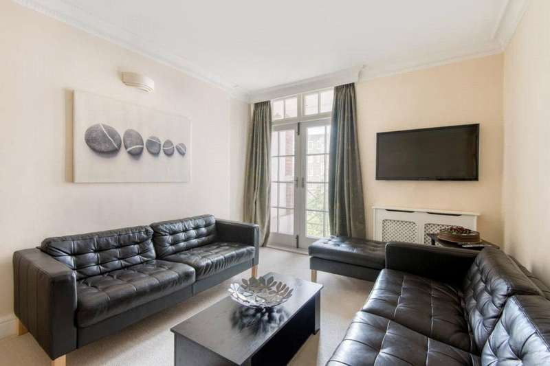 2 Bedrooms Flat for sale in Circus Lodge, Circus Road, London, NW8