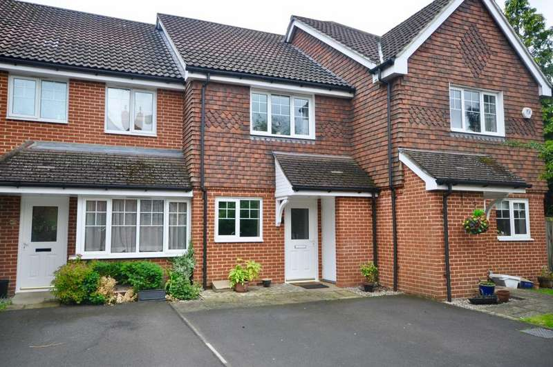 2 Bedrooms Terraced House for sale in The Laurels, Woodley, Reading, RG5 3BA