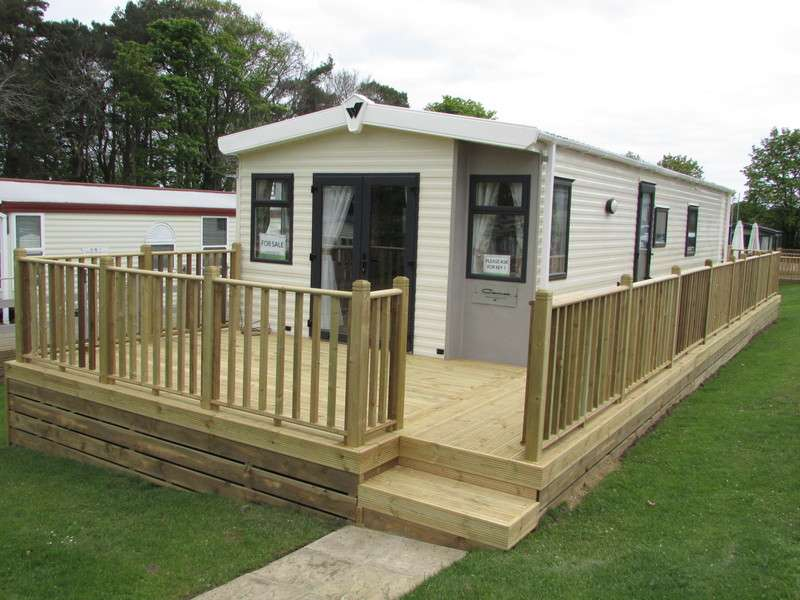 2 Bedrooms Caravan Mobile Home for sale in Causey Hill Holiday Park, Hexham, Northumberland