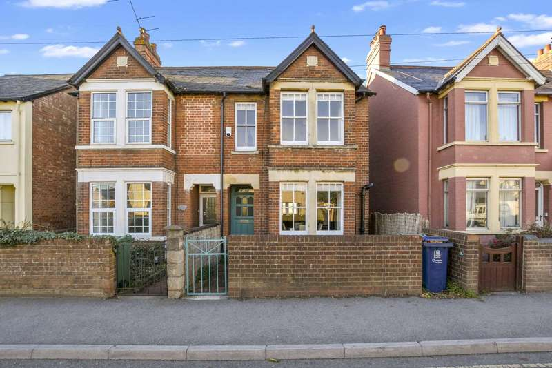 4 Bedrooms Semi Detached House for sale in Hollow Way, Temple Cowley