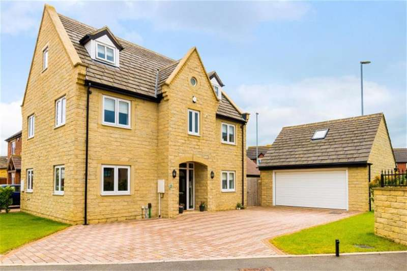 5 Bedrooms Detached House for sale in Arthur Court, Pudsey, LS28