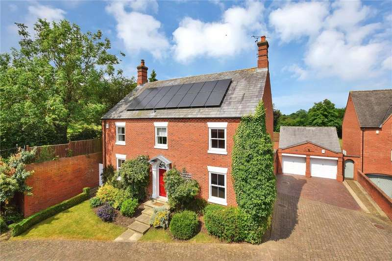 4 Bedrooms Detached House for rent in King Street, Seagrave, Loughborough