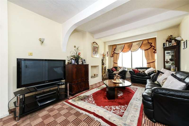 3 Bedrooms Terraced House for sale in Sherwood Avenue, Streatham, SW16
