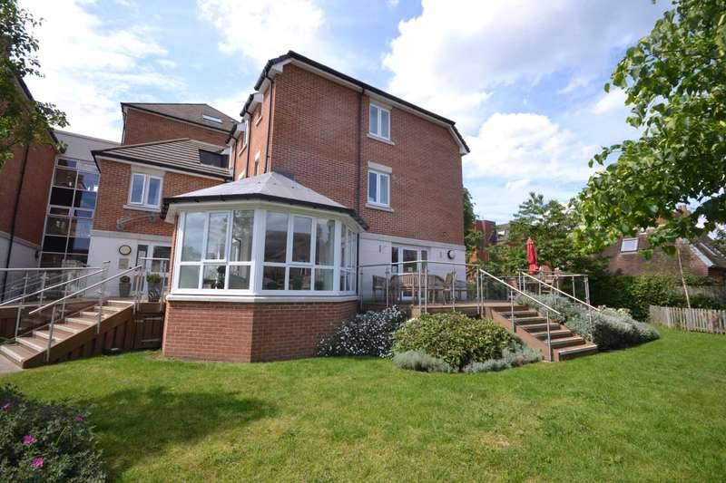 1 Bedroom Apartment Flat for sale in Crawshay Court, Caversham