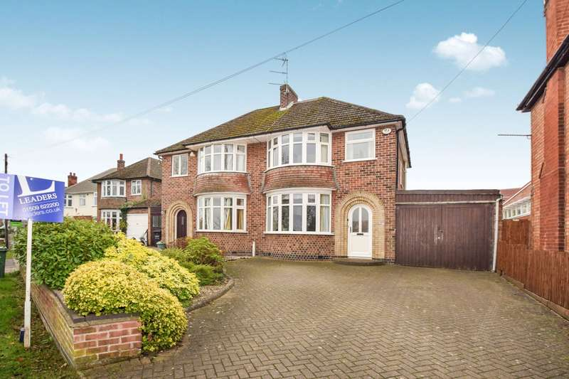 3 Bedrooms Semi Detached House for rent in Leicester Road, Quorn, Loughborough