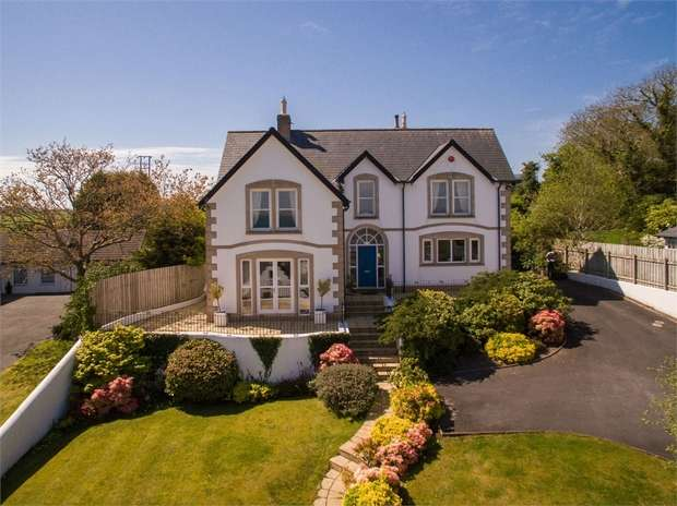 4 Bedrooms Detached House for sale in The Cranagh, Donaghadee, County Down