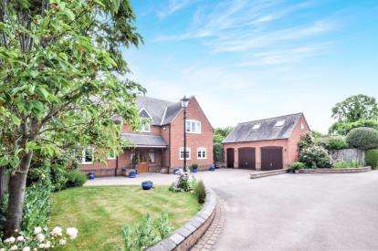 5 Bedrooms Detached House for sale in Disraeli Street, Quorn, Leicestershire, England