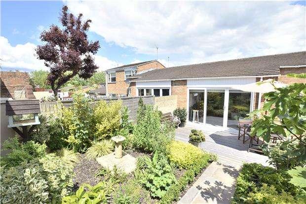 3 Bedrooms Terraced House for sale in Bellevue Close, BRISTOL, BS15 9UY