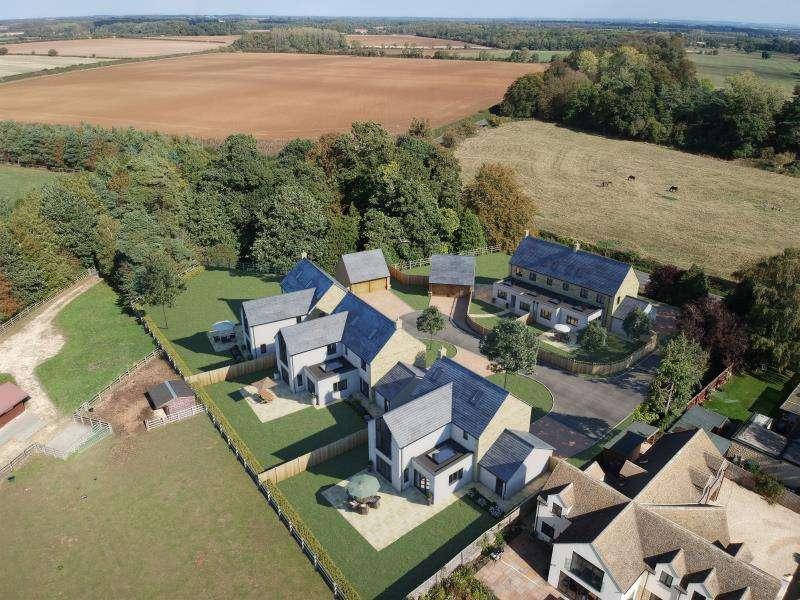 4 Bedrooms Detached House for sale in Akeman Court, Akeman Spinney, Kirtlington, Kidlington, Oxfordshire