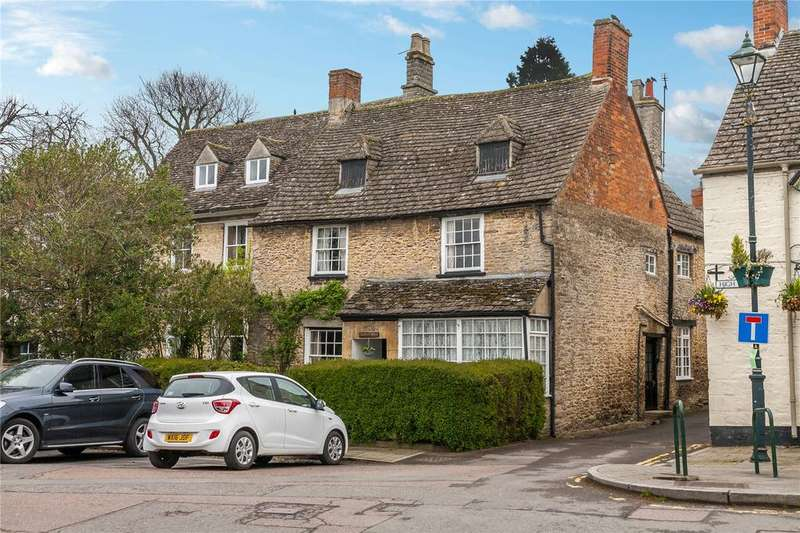 4 Bedrooms Semi Detached House for sale in High Street, Cricklade, Swindon, SN6