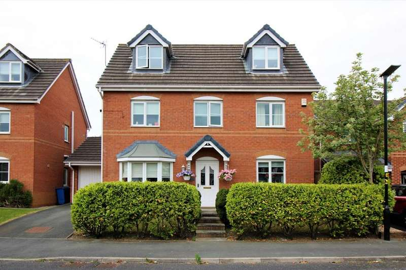 5 Bedrooms Detached House for sale in Chequers Way, Thornton-Cleveleys, FY5
