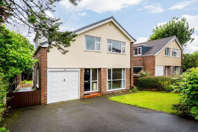 4 Bedrooms Detached House for sale in Milford Grove, Gomersal