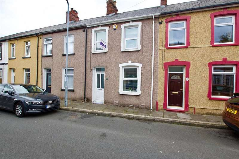 2 Bedrooms Terraced House for sale in Broad Street, Griffithstown, NP4
