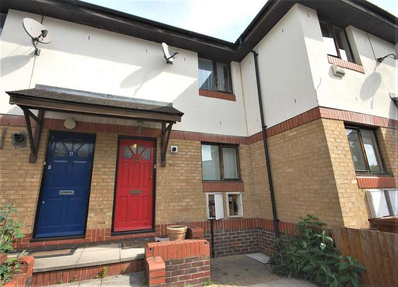 2 Bedrooms Terraced House for sale in Oxley Close South Bermondsey SE1