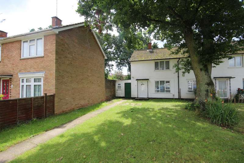 2 Bedrooms End Of Terrace House for sale in Pondmoor Road, Bracknell