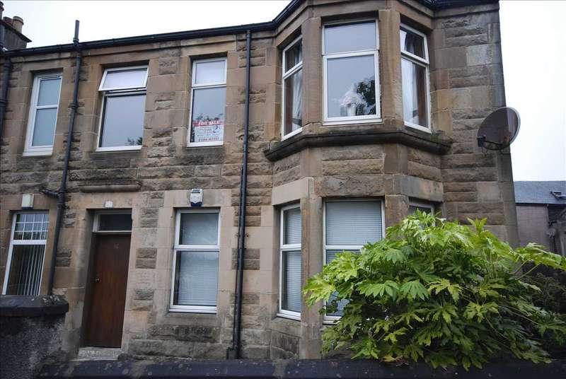 2 Bedrooms Apartment Flat for sale in Glebe Street, Stevenston