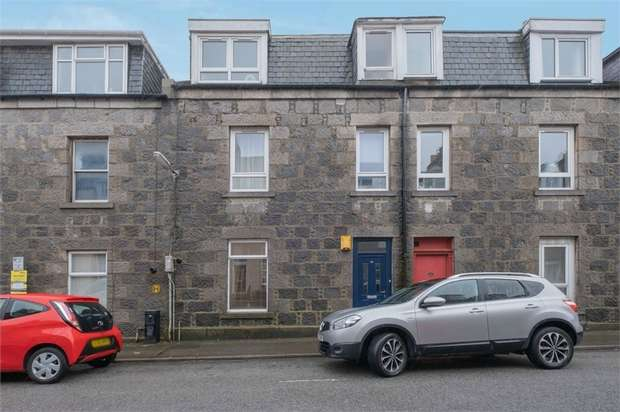 2 Bedrooms Flat for sale in Rosebank Place, Aberdeen, Aberdeen