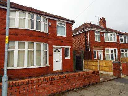 6 Bedrooms Semi Detached House for sale in Weld Road, Withington, Manchester, Greater Manchester