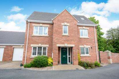 5 Bedrooms Detached House for sale in Old Hall Road, Chesterfield, Derbyshire