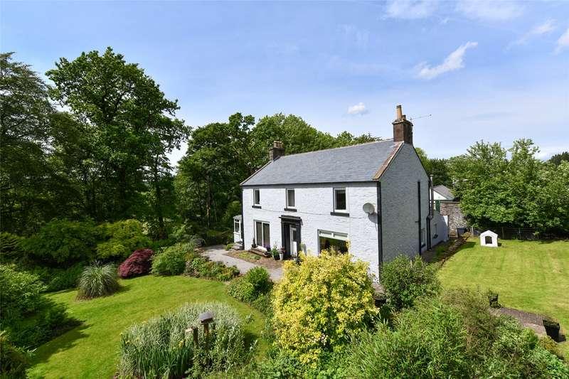 5 Bedrooms Farm Commercial for sale in Wood Farm, Parkgate, Dumfries, DG1