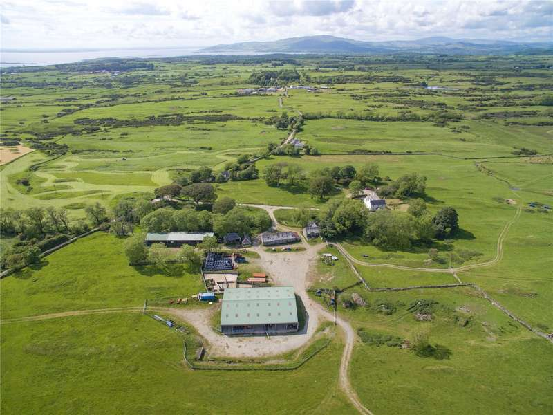 4 Bedrooms Farm Commercial for sale in Carleton Farm, Borgue, Kirkcudbright, Dumfries and Galloway, DG6