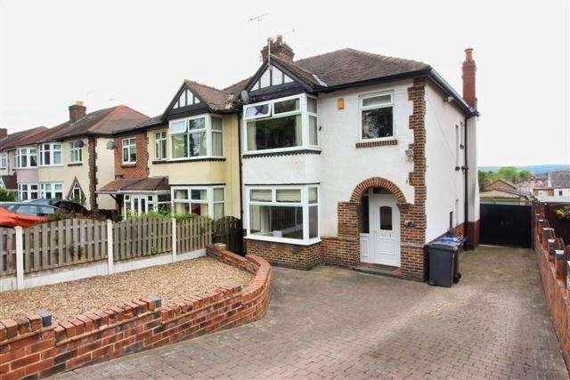 3 Bedrooms Semi Detached House for sale in Meadow Head, Meadow Head, Sheffield, S8 7UH