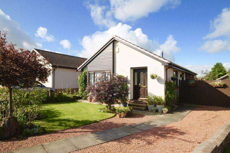 3 Bedrooms Detached Bungalow for sale in Springs Park, Coylton