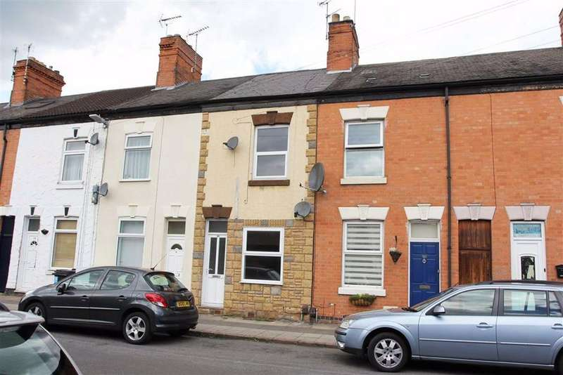 2 Bedrooms Terraced House for sale in Carlisle Street, Westcotes, Leicester