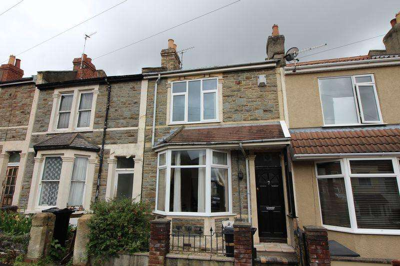 2 Bedrooms Terraced House for sale in Beaufort Road, Kingswood, Bristol