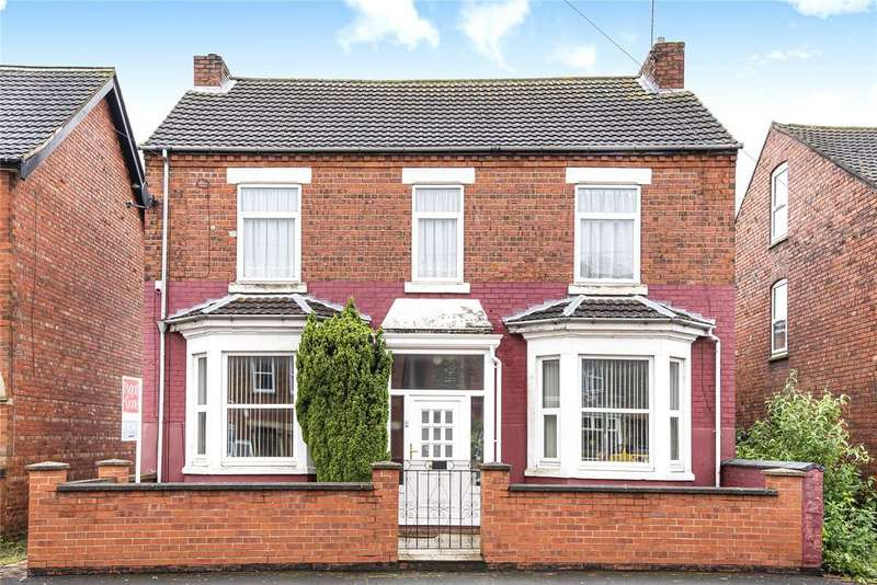 5 Bedrooms Detached House for sale in Harrowby Road, Grantham, NG31
